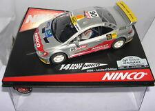 NINCO 50410 PEUGEOT 307 CATALUNYA COSTA DAURADA 2006 OFF DRIVER LIMIT.ED. MB