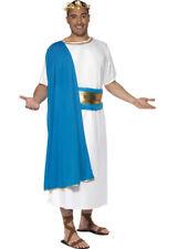 Ancient Roman Senator Toga Costume