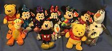 w-f-l Disney Mickey Minnie Olaf Sven Winnie the Pooh Tigger Selection