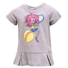 5609R maglia bimba girl Fendi Girl Tennis grigio t-shirt kid