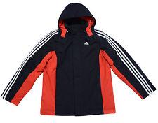 Adidas ESY Padded Jacket Q3 Jacke Kinderjacke Stadionsjacke Herbst / Winter