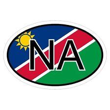 Namibia NA - csd0285 Autoaufkleber  Aufkleber KFZ