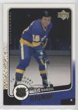 2000 Upper Deck Legends Legendary Collection Gold #58 Marcel Dionne Hockey Card