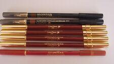 Lancome Le Lipstique Lip Liner Pencil  with brush u/b, damaged RARE! full size