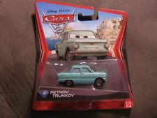 DISNEY PIXAR CARS 2 PETROV TRUNKOV  LONG CARD