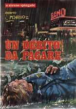 SUPPL.MONELLO-N° 49 ANNO 1972 (SERIE A SIRENE SPIEGATE)