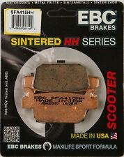 EBC Brakes SFA Sintered Scooter Brake Pads - SFA415HH 153-415H SFA415HH
