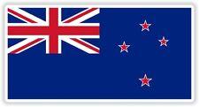 "New Zealand  flag Oceania sticker 2x4"" bumper decal tablet pc car autocollant"