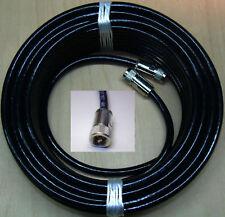25 m Ecoflex 10 confeccionado / 2x Conector UHF (PL)