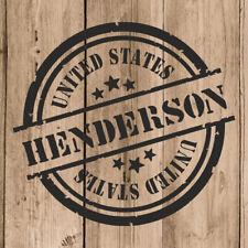 Henderson Aufkleber 10 cm Autoaufkleber Henderson Vereinigten Staaten US USA
