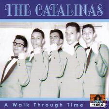 THE CATALINAS - A Walk through Time - DooWop CD