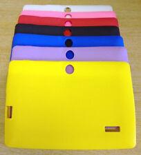 """7 """"pulgadas de goma de silicona Funda Para Tablet Android Allwinner A13 A23 Q8 Q88 Regalo"""