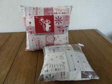 Sander Kissenhüllen Weihnachten HAROLD, in 2 Farben Größe bitte auswählen