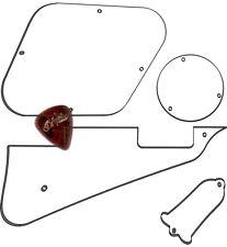 Kit Pickguard Pick Guard Covers 4 Gibson LP Les Paul Clear Transparent