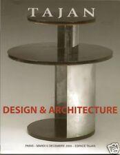 TAJAN Design Royere Herbst Jouve Derel Mategot Eames 05