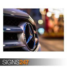 Mercedes Benz (AA316) cartel de auto-foto imagen arte cartel impresión A0 A1 A2 A3 A4