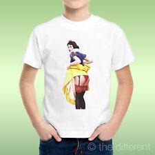 T-Shirt bébé Garçon Sexy Blanche-neige Model Collants Idée Cadeau