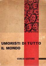 UMORISTI DI TUTTO IL MONDO-CURCIO EDITORE
