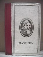 Biografia Russia RASPUTIN di Gilbert Maire Di Cremille Storia Russa degli ZAR la
