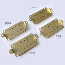 Latón Humbucker pickup placas base 50mm y 52mm PP6 PP7 PP8 PP9