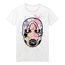 Borderlands Psycho Splatter T Shirt Mens