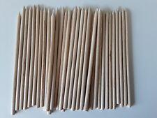 15cm Holzspieße rund Grillspieße Fonduespieße Schaschlikspieße Dekospieße Spieße