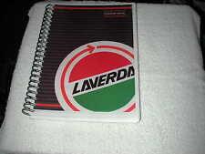 Laverda Zane 668 Parts Manual