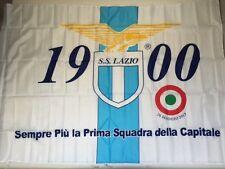 2679 SS LAZIO BANDIERA FLAG DERBY COPPA ITALIA 26 MAGGIO 2013 TIM CUP BANDIERONE