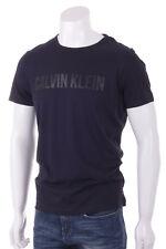 Calvin Klein  T-Shirt Uomo Maniche Corte - Colore Blu