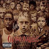 Korn : Untouchable CD