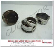 N.3 PISTONI MOTORE pistons original for TRIUMPH 955I SPEED TRIPLE ANNO 2003