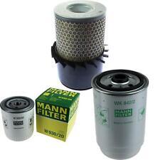 MANN-Filter Inspektions Set Ölfilter Luftfilter Kraftstofffilter MOLK-9732183