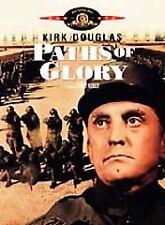 Paths of Glory - Kirk Douglas, Adolphe Menjou, Ralph Meeker (Dvd, 1999)