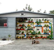 3D Plantes Cultivées 24 Garage Porte Peint en Autocollant Murale AJ WALLPAPER FR