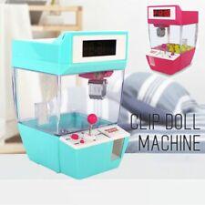 Children Alarm Clock Mini Claw Machine Portable Kids Electronic Desk Table Watch
