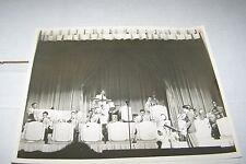 Vintage 8x10 Big Band Photo #525 - Herb Miller