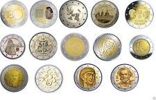 manueduc   2  Euros CONMEMORATIVOS  2013    TODOS PAÍSES  NUEVOS