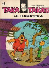 Taka Takata 4. Le Karateka. AZARA 1974. TB