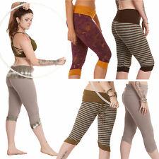 Yoga Leggings, Yoga Pants, Pixie Leggings, Fold Top Leggings, Hooping Clothes