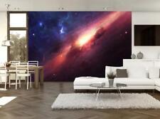 Photo Wallpaper Wall Mural Woven Self-Adhesive Art Nebula Space Galaxy M13