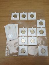 Colección De Monedas páginas con 20 monedas de los titulares-Elige el tamaño que necesitas