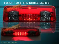 04-05-06-07-08 FORD F150 3RD THIRD BRAKE LED LIGHT R/S