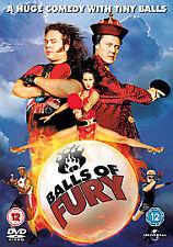 Balls Of Fury [DVD]