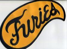 FANCY DRESS HALLOWEEN PARTY MOVIE WARRIORS PROP GANG PATCH: Baseball Furies