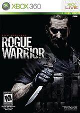 Rogue Warrior (Microsoft Xbox 360, 2009)