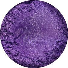 Purple Passion Cosmetic Mica Powder 3g-50g Pure Soap Bath Bomb Colour Pigment