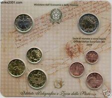 Euro ITALIA 2003 Folder Ufficiale - 8 monete -