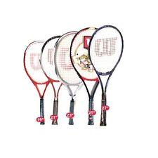 NEW Wilson Tour Pro Tennis Racket - Quality Tennis Racket - Aluminium Racket