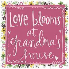 Love Blooms at Grandmas House  Sweatshirt/Longsleeved Tshirt   Sizes/Colors