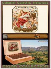 Quality POSTER.Tobacco.Cuban classic cigar Gloria Cubana.Home Room decor.q0128